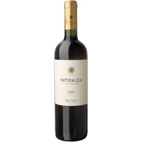 Vin Rouge Valle del Sol Tannat 2011 Intipalka 14,5° 75cl