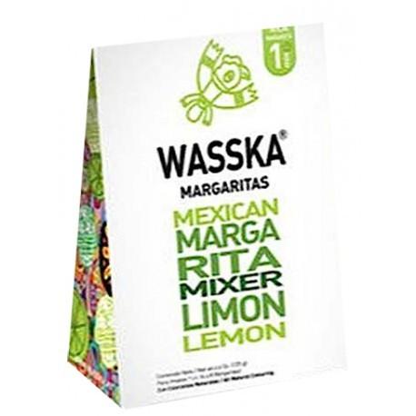 Margarita Sour sabor Limon Wasska 125g