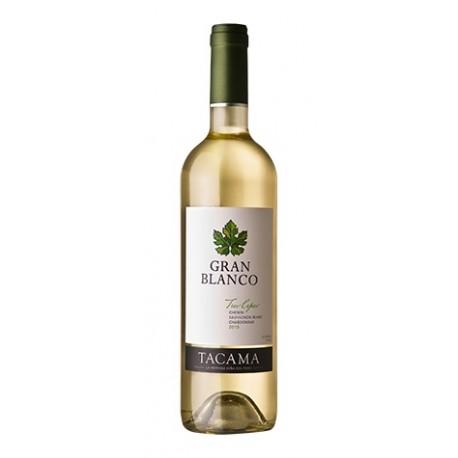 Vin Blanc péruvien Gran Blanco Tacama