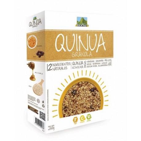 Quinoa Granola  / Céréales du Pérou
