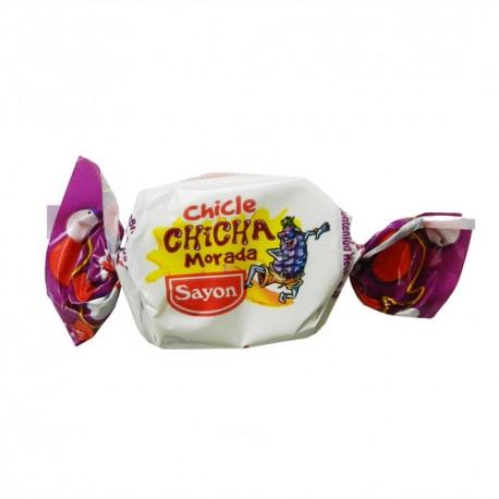Chewing-gums goût Inca Kola Zero sans sucre Topline / Pérou