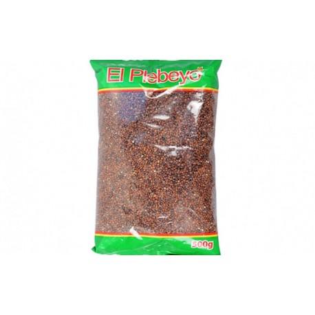 Quinoa Rouge origine Pérou El Plebeyo 12kg - 24 sachets de 500g