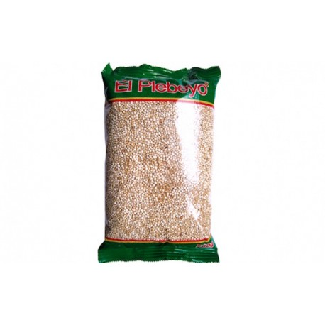Quinoa Blanche origine Pérou El Plebeyo 12kg - 24 sachets de 500g