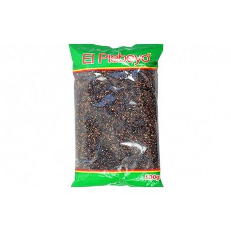 Quinoa Noire origine Pérou El Plebeyo 12kg - 24 sachets de 500g