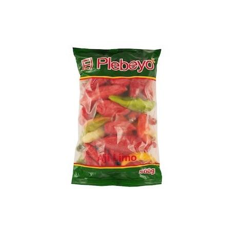 Piment Limo Surgelé El Plebeyo 500g - 12 sachets