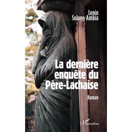 La Dernère Enquête du Père-Lachese - Lenin Solano Ambía - Ed. L'Harmattan