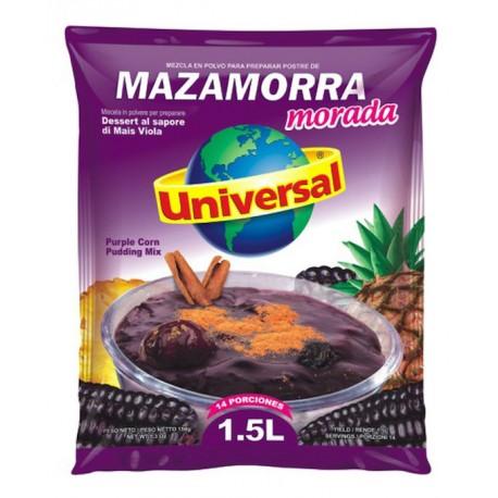 Mazamorra Morada - Postre a base de Maíz morado Universal 170g