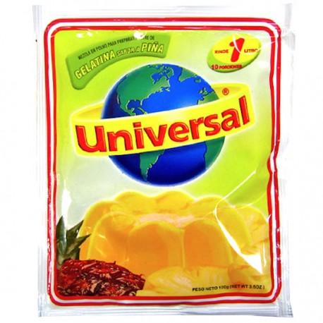 Dessert gélifié à l'Ananas Universal 250g