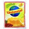 Gelatina Sabor a Piña Universal 150g - Bolsa de 24