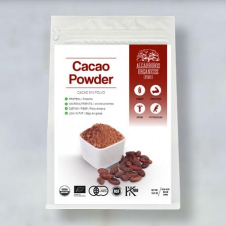 Cacao BIo en Poudre Algarrobos Orgánicos 250g