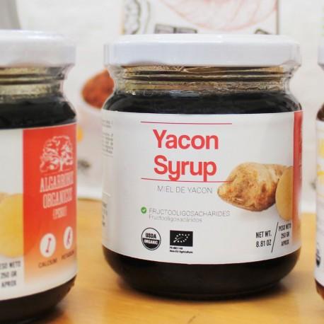Sirop de Yacón Bio Algarrobos Orgánicos 250g