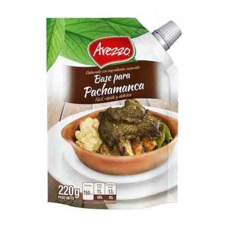 Pachamanca - Base liquide pour cuisine péruvienne facile et rapide Arezzo / Recette du Pérou