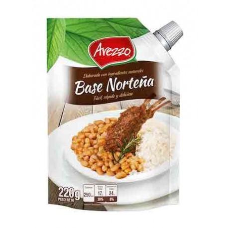 Assaisonnement Norteño liquide Arezzo 220g