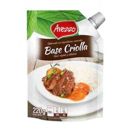 Assaisonnement Criollo liquide Arezzo 220g