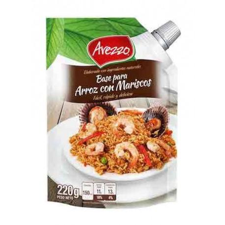 Assaisonnement Arroz con Mariscos liquide Arezzo 220g
