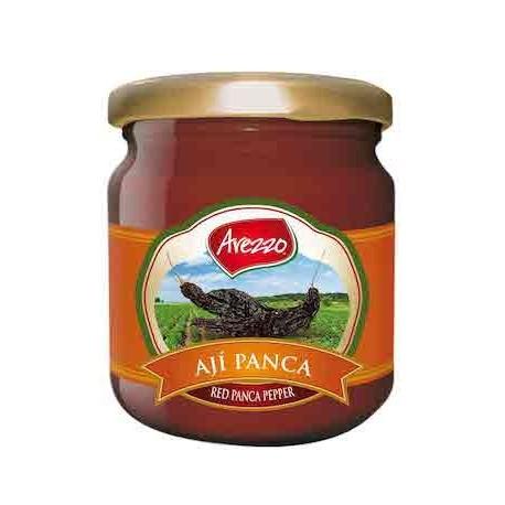 Piment Panca péruvien en Purée (Ají Panca / Colorado) Arezzo / Cuisine péruvienne / Pérou