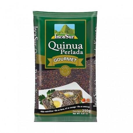 Quinoa péruvienne de couleur Perlée Gourmet IncaSur 250g
