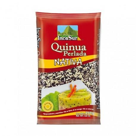 Quinoa péruvienne non triée Perlée Nativa IncaSur / Céréales du Pérou