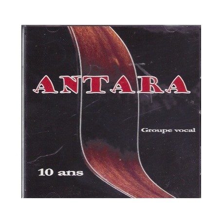 CD Antara Groupe Vocal 10 ans / Pérou