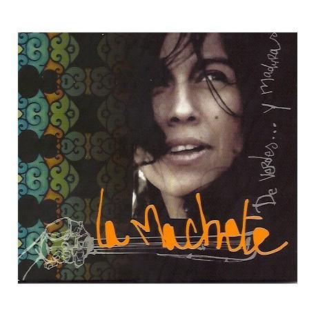 CD De Verdes... y Maduras - La Machete / Pérou