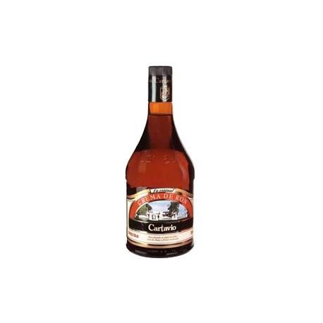Liqueur Crème de Rhum Cartavio 28° / Pérou