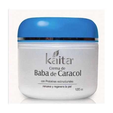 Gel à l'extrait de Bave d'escargot (Baba de Caracol) Kaita 100g