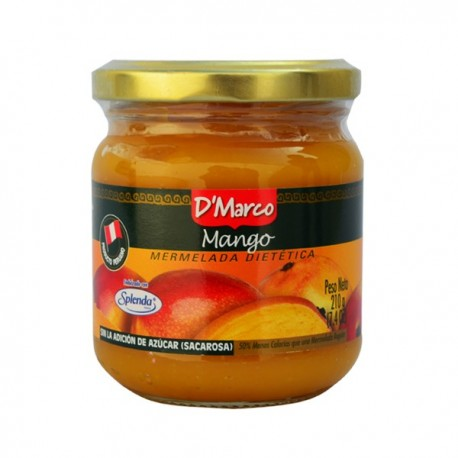 Confiture de Mangue D'Marco / Fruit du Pérou