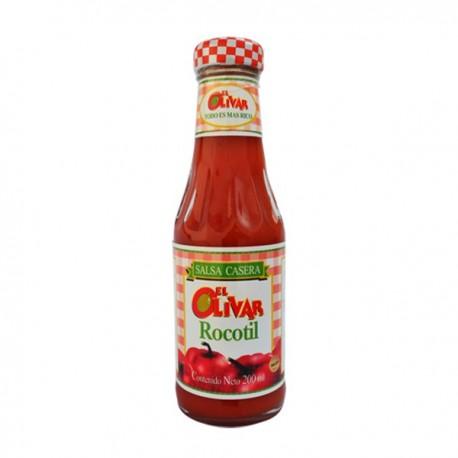 Rocotil Salsa Casera - Sauce péruvienne au Rocoto El Olivar / Saveur du Pérou