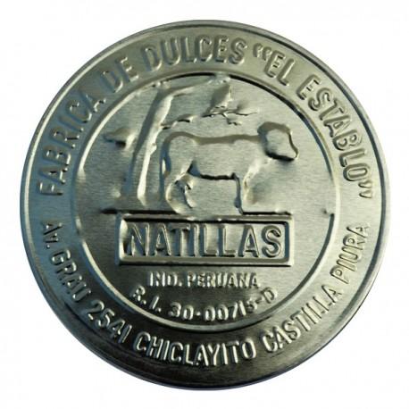 Natillas - Dessert péruvien à base de Confiture de lait (Manjarblanco / Dulce de leche) El Establo / Pérou