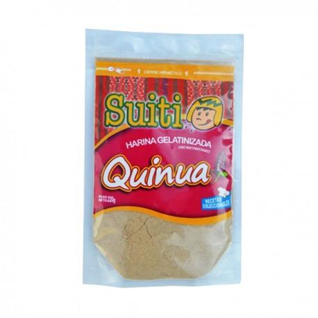 Qunoa en Poudre Suiti / Quinoa du Pérou