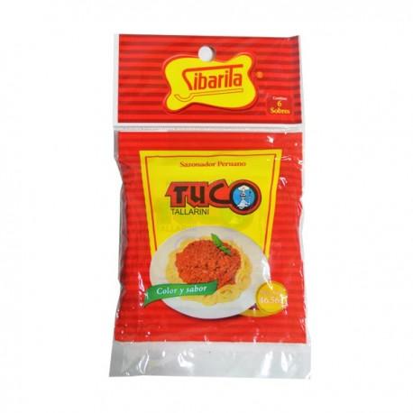 Tuco Tallarini - Mélange d'épices pour pâtes à la péruvienne Sibarita / Epices de la Cuisine du Pérou