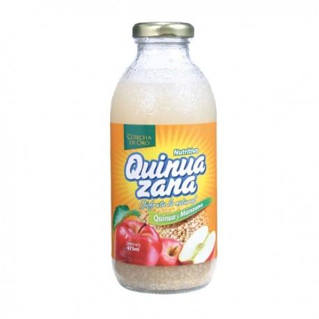 QuinuaZana Quinoa et Pomme Cosecha de Oro 475ml