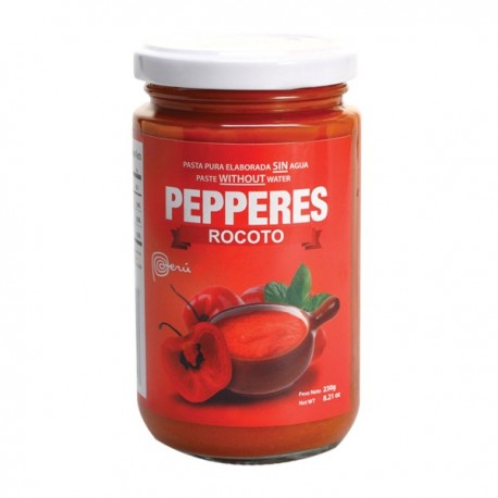 Piment Rocoto en Purée Pepperes 230g
