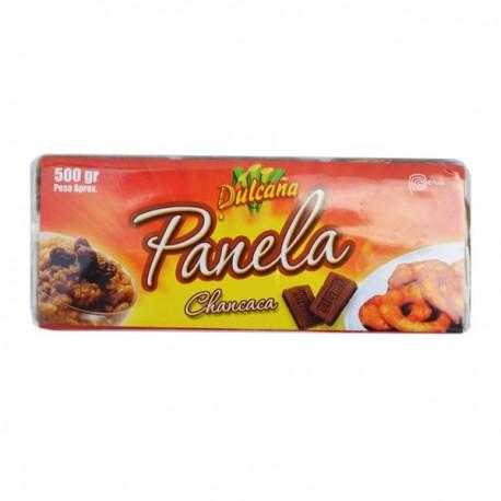 Chancaca o Panela (Pain de jus de Canne à sucre non raffiné) Dulcaña / Dessert du Pérou