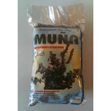 Muña en Feuilles séchées (Hojas secas) Los Ficus / Plantes du Pérou