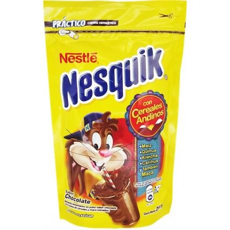 Nesquik aux Céréales Andines Nestlé / Pérou