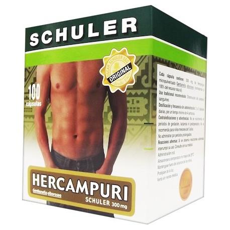 Hercampuri en Gélules Schuler / Plantes du Pérou