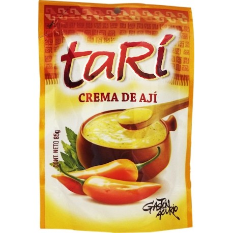Crème au Ají Tarí Alacena 85g