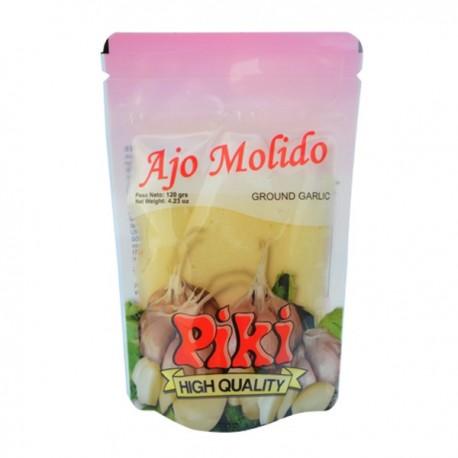 Ail frais du Pérou en Purée pour cuisiner (Ajo Molido) Piki / Gastronomie du Pérou