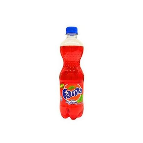 Soda Kola Inglesa Fanta 500ml