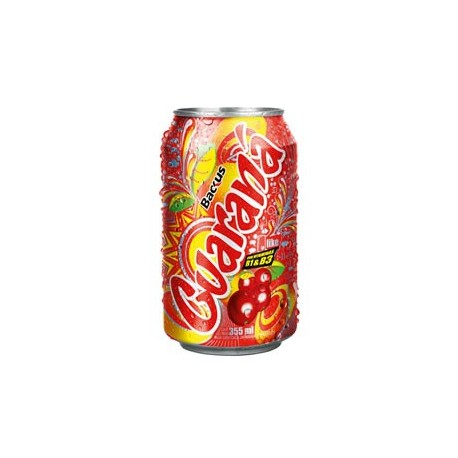 Soda Guaraná Backus 355ml